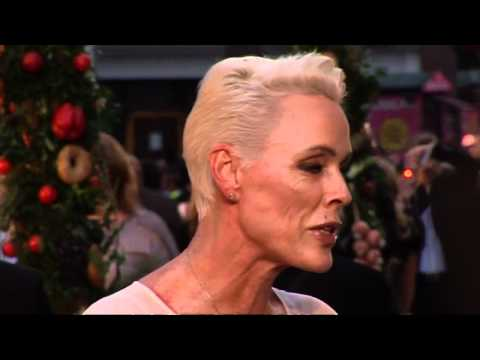 Brigitte Nielsen plans new women's talk show