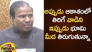 KA Paul Funny Comedy Speech | AP Political Updates | KA Paul Latest Press Meet | Mango News - MANGONEWS