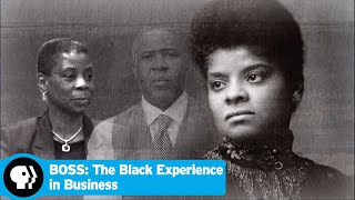 Official Preview | Boss: The Black Experience in Business | PBS - PBS