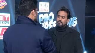 PWL 3 Day 13: Raman Bhanot speaks over Veer Marathas & Delhi Sultans at Pro Wrestling League 2018 - ITVNEWSINDIA