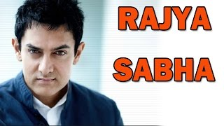 Aamir Khan to enter Rajya Sabha! - EXCLUSIVE!