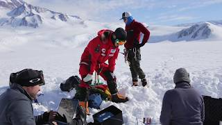 Scientists Bury GPS in Antarctic Ice to Measure Effects of Tides - NASAEXPLORER