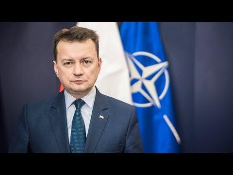 Przesłanie MON na 19. rocznicę wejścia Polski do NATO