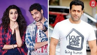 Sidharth - Kriti In 'Ek Villain' Sequel?   Salman's Being Human In Trouble - ZOOMDEKHO