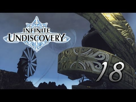 Let's Play Infinite Undiscovery #18 [Deutsch/German] - Sapran & Orange Chain