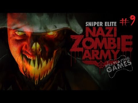 ciul, Dup, JEB! - Sniper Elite: Nazi Zombie Army #9 (Roj-Playing Games!)