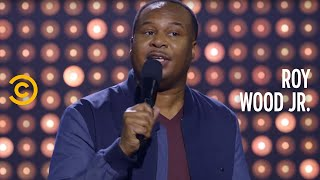 Roy Wood Jr.: Father Figure - No Patriotic Songs - COMEDYCENTRAL