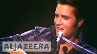 Fans mark 40 years since death of Elvis Presley - ALJAZEERAENGLISH