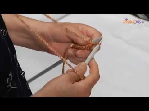Πλέξιμο: μαθήματα για αρχάριους