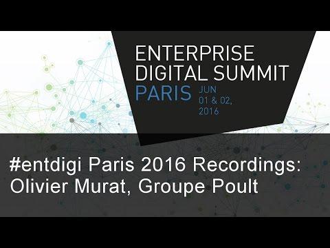 #EntDigi16 Recording - Olivier Murat