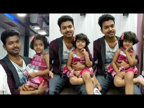 Actor Vijay visits Major Mukund Varadarajan family!