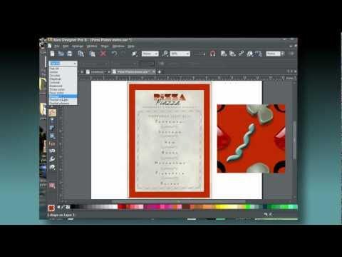 Create Seamless Tiling Textures in Xara Designer Pro X