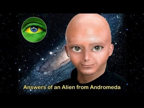 100 - ANSWERS OF AN ALIEN FROM ANDROMEDA - Nibiru and Events
