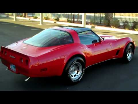 FOR SALE 1980 Corvette L-82 V8 350 ci Automatic $14,000