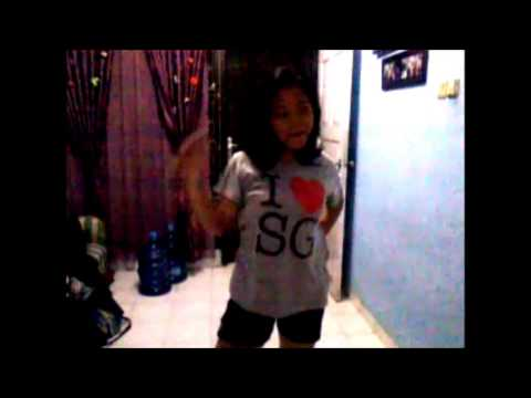 AFANTI SESHA'S DANCING SHOW PART 2