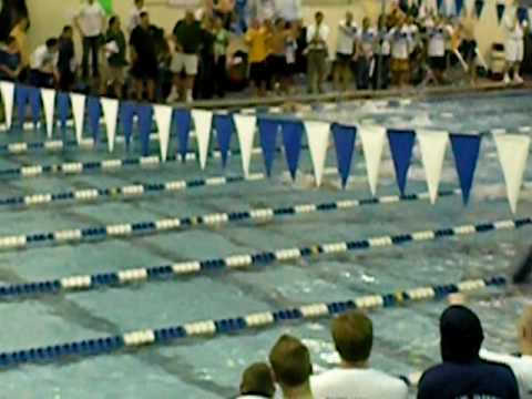 Pine Bush 400 relay at sections