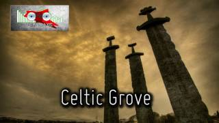 Royalty FreeBackground:Celtic Grove