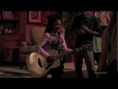 Ant Farm: China Anne McClain: Dynamite Scene HD