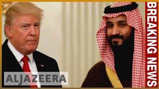 🇺🇸 White House says Trump is not stalling on Khashoggi murder | Al Jazeera English - ALJAZEERAENGLISH
