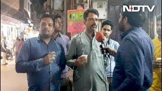 मथुरा में 'चाय पर चर्चा' करके लोगों से ली राय - NDTVINDIA