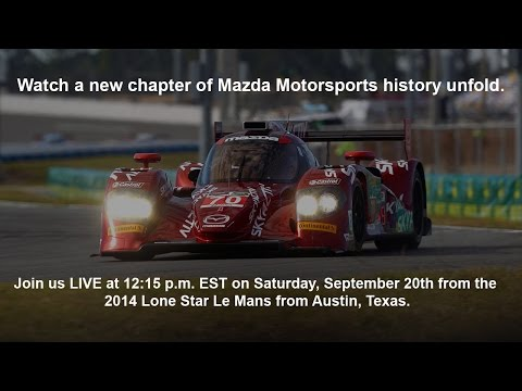 Mazda Live at Circuit of The Americas | Mazda USA HD