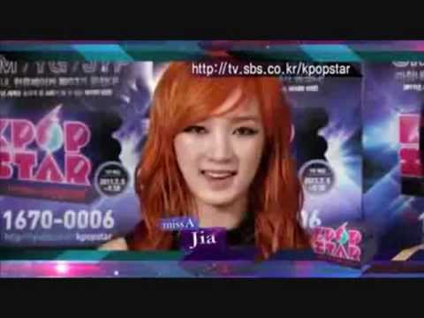 Clips of K-Pop Idols Speaking English