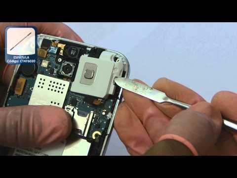 Tutorial desmontagem Samsung Galaxy Win Duos - TELECELULA
