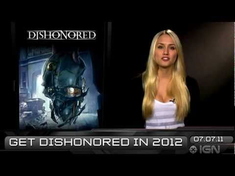 Mass Effect Movie Details & Bethesda Dishonored - IGN Daily Fix, 7.07.11