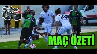 Bugsaşspor-Sakaryaspor maç özeti