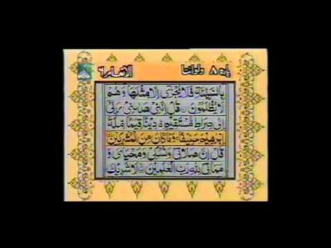 Sheikh Abdur Rehman Sudais and Saood Shuraim - Quran Video with Urdu Translation - Para 8