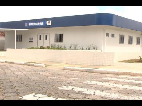 TV Costa Norte - Inauguração da UBS Vila Nova em Cubatão