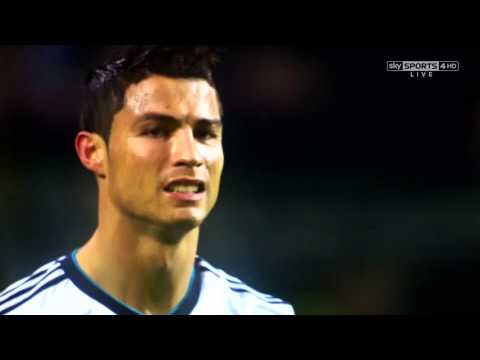 Cristiano Ronaldo - Unbelievable | Sky Sports 2012