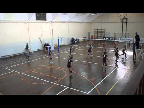 AAC 3 vs Alverca 0 JuvF 1 Set 2012