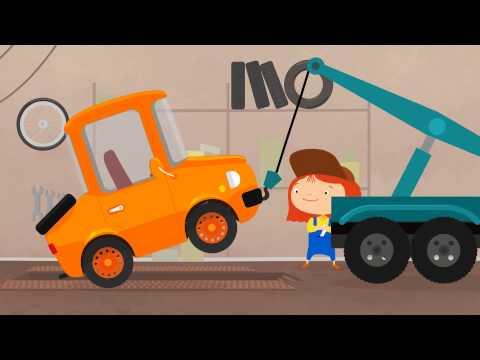 Головоломка мультфильм описание