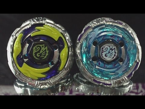 Beyblade Kreis Cygnus 145WD (Hasbro VS Takara Tomy) The Difference HD! AWESOME