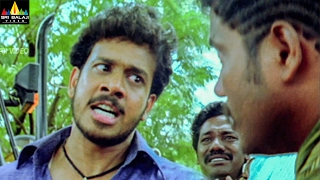 Bet Movie Bharath Action Scene || Bharath, Priyamani - SRIBALAJIMOVIES