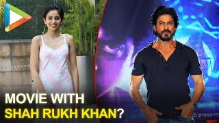 """You've done a movie with SHAH RUKH KHAN?!"": Banita Sandhu - HUNGAMA"