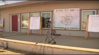Brown, Zinke hold briefing on California wildfires - WASHINGTONPOST