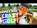 Minecraft PS4 Crazy Golf - Part 3 - Blovely
