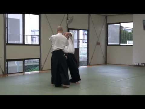 Black belt test - Takita-Jyuku Aikido 2014.11.09