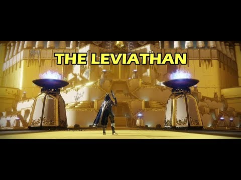The Leviathan | A Destiny 2 Creative Edit