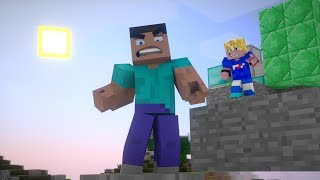 Steve's Parkour Adventures - Minecraft Animation