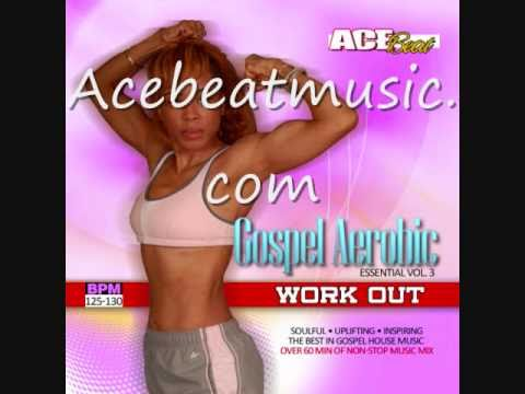 Gospel Aerobics Music Workout CD,