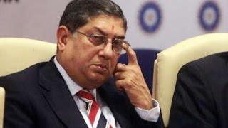 IPL fixing case: Trouble for N Srinivasan - TIMESNOWONLINE