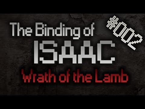 Let's Play The Binding of Isaac: Wrath of the Lamb #002 [HD][Deutsch][2/3]
