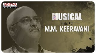♫♫Musical Hits Of M M  Keeravani♫♫ - ADITYAMUSIC