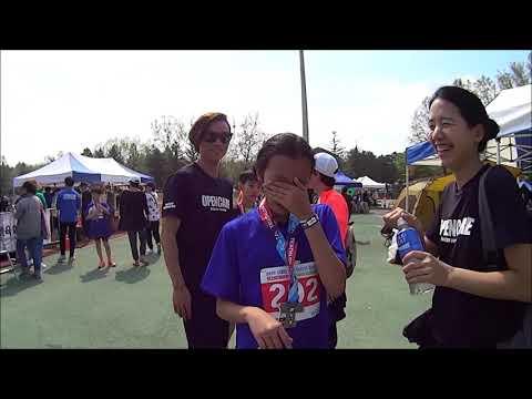 2019 서울컵 전국 어린이 청소년 트라이애슬론 및 아쿠아슬론대회 영상