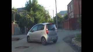 Видео курс ПДД : Проезд перекрестков - 2 часть