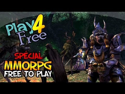 Play4Free - Spécial MMORPG Free to Play