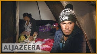 🇲🇽Mexico offers asylum to thousands in the migrant caravan l Al Jazeera English - ALJAZEERAENGLISH